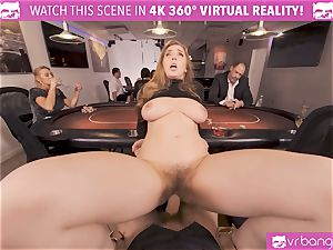 VRBangers.com-Busty stunner is pounding rigid in this agent