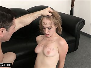 pound audition nubile Iggy Amore Gets decorated in spunk