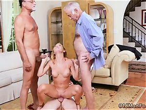 Step father ass fucking Frannkie And The group Tag squad A Door To Door Saleswoman