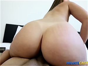 individual Casting-X - timid ultra-cutie loves it harsh