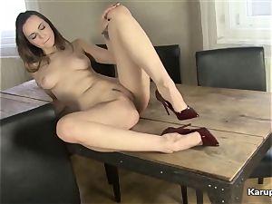 super-fucking-hot Solo Nasita cootchie masturbation